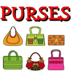 Handbags - 👜MORE TO COME👛